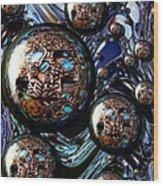 Abstract 71216.2 Wood Print