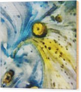 Abstract 801 Wood Print