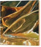 Abstract 808 Wood Print