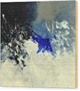 Abstract 8811301 Wood Print