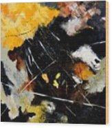 Abstract 8811601 Wood Print