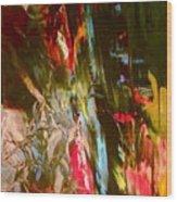 Abstract 9000 Wood Print
