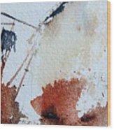 Abstract 9037 Wood Print
