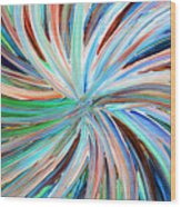 Abstract A331716 Wood Print