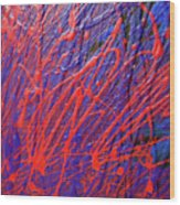Abstract Artography 560030 Wood Print