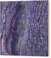 Abstract Bark 5 Wood Print