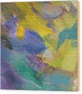 Abstract Close Up 13 Wood Print