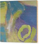 Abstract Close Up 4 Wood Print