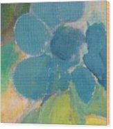 Abstract Close Up 9 Wood Print