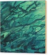 Abstract Design 18 Wood Print
