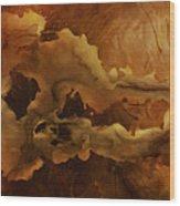 Abstract Design 20 Wood Print