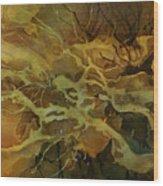 Abstract Design 21 Wood Print