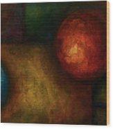 Abstract Design 58 Wood Print