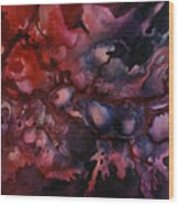 Abstract Design 71 Wood Print