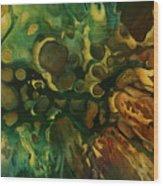 Abstract Design 79 Wood Print