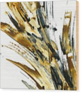 Abstract Expressionism Painting 79.082810 Wood Print