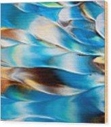Abstract L1015al Wood Print