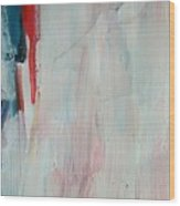 Abstract Of A Feminine Soul Wood Print