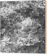 Abstract Series 070815 A3 Wood Print