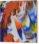 Abstract Series N1015bp Copy Wood Print