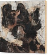 Abstract Universe Planet 5 Wood Print