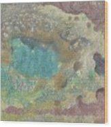 Abstract Viii Wr Wood Print