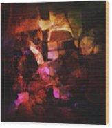 Abstract62 Wood Print