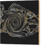 Abstraction 2983 Wood Print