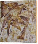 Abstraction 762 - Marucii Wood Print