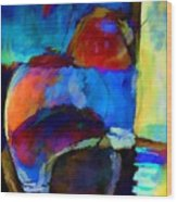 Abstraction 775 - Marucii Wood Print