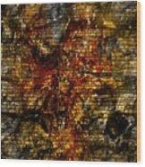 Abstraction 827 - Marucii Wood Print