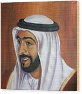 Abu Dhabi  Wood Print