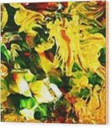 Abundentia Wood Print
