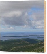Acadia National Park  Wood Print