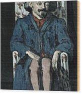 Achille Emperaire Wood Print