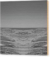 Across The Way Wood Print