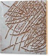 Active - Tile Wood Print