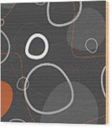 Adakame - Atomic Abstract Wood Print