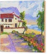 Adamson Home Malibu Wood Print