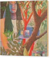 Adana Wood Print
