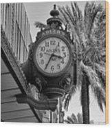 Adler's Time  Wood Print