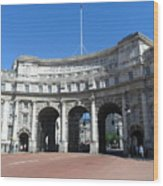 Admiralty Arch Wood Print