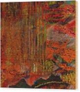 Admiring God's Handiwork IIi Wood Print