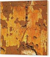 Adobe Wall 1 By Darian Day Wood Print