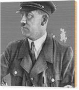 Adolf Hitler Portrait Heinrich Hoffmann Photo Circa 1935-2016 Wood Print