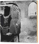 Adolf Hitler Shortly After His Release From Prison 1924-2012 Wood Print