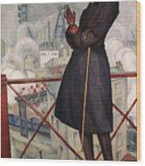 Adolfo Best-maugard Wood Print