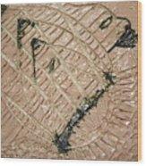 Adorned - Tile Wood Print