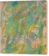 Adventure No.1 Wood Print
