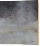 Go'n Over - Chutes Montmorency Wood Print